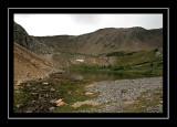 Lake Near Harvey Pass