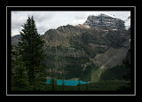 Moraine Lake from the Trail