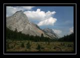 Hiking to Burstall Pass