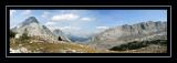 Burstall Pass Panorama