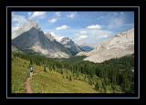 Burstall Pass Descent