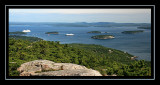 View from Champlain Mtn