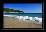 Sand Beach wave