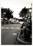Main Street in Bar Harbor