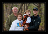 The Hawkins family