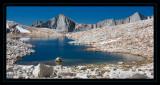Unnamed Lake - 11,800' - East of Royce Merriam Saddle