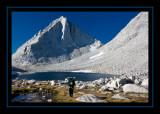 Merriam Peak from Royce Lake No. 3