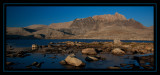 Desolation Lake - 11,375' & Mt. Humphreys