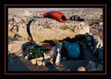 Bivy Site at Desolation Lake