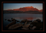 Sunset - Desolation Lake