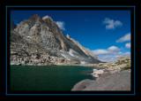 Lake 11,623' - Darwin Canyon