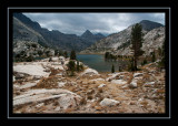 Evolution Lake - 10,852'