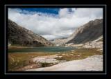 Evolution Lake - 10,852 - Western View