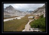 Mount Huxley - Evolution Valley