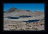 Muir Pass - 11,955' - Evolution Basin