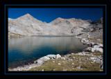 Helen Lake - 11,617'