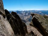 Climbing Thunderbolt Peak