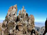 High Saddle Under Thunderbolt Peak