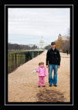 First day on the National Mall