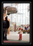 Norah's first look at the Air and Space Museum