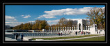 The WWII Memorial by day