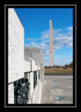 Another view of the Washington Monument