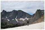 Texas Pass Snowfield