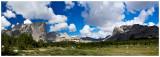 Mount Hooker Panorama