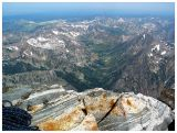 SUCCESS!!.......Cascade Canyon from Summit