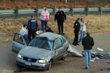 Rollover Accident 12/20/08