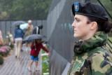 Sept. 14, 2008 - Duty calls