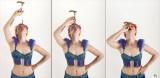 Rita Riggs - Sword Swallower
