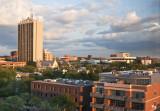 Ann Arbor skyline