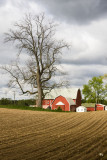 May 20, 2008 - Farm in spring