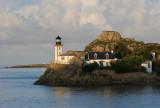 Île Louët (feu antérieur)