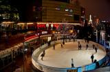 Round Ice Rink