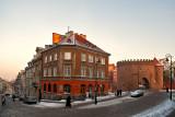 Nowomiejska Street And Mostowa Street