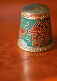 Colorful Thimble Motif