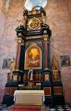 Right Side Altar