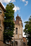 Belltower To Armenian Cathedral