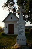 Cross At The Shrine