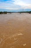 Flood Wave On Vistula River