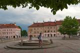 Mariensztat Market Place