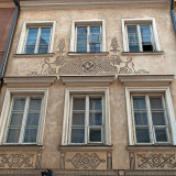 Windows With Lions