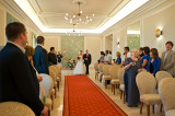 Entering The Ceremony Room