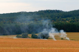 Stubble Burning Out
