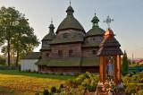 Wooden Tserkva