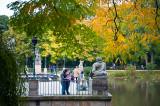 Love In Lazienki Park