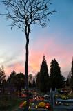 All Saints' Sunset