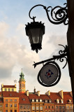 Lantern Over Old Town
